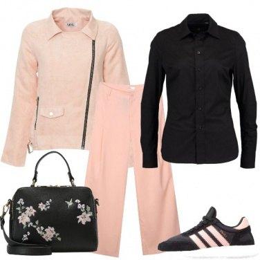 Outfit Se mi vestissi di rosa