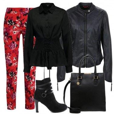 Outfit A fiori