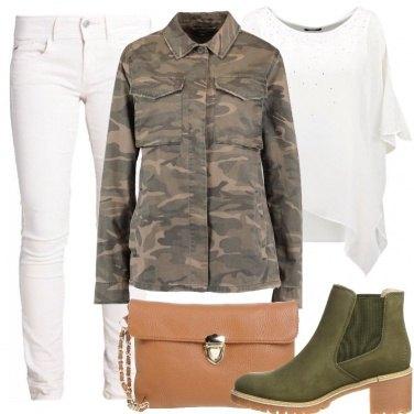 Outfit La mia amata giacca