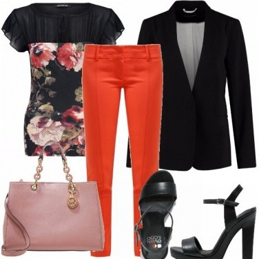Outfit Cambio il look!