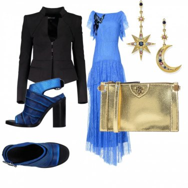 Come abbinare i sandali blu: 884 Outfit Donna   Inverno 2020