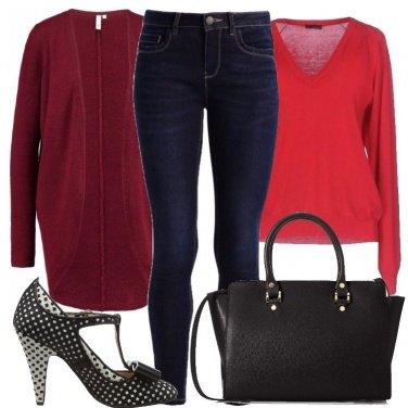 Outfit La borsa nera