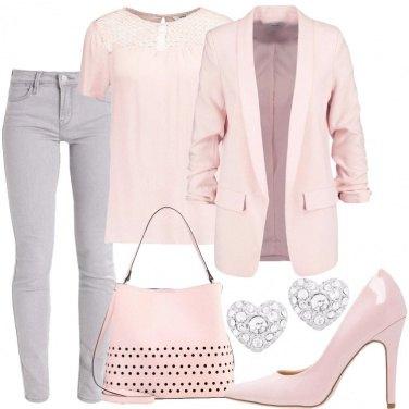 Outfit Soprattutto rosa
