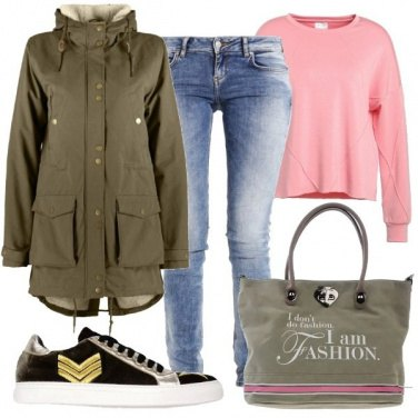 Outfit Il parka