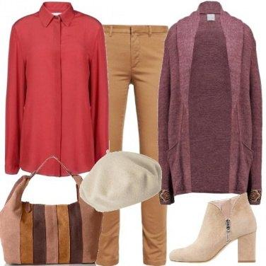 Outfit Tonalità autunnali