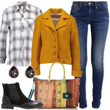 Outfit Una bella giacca
