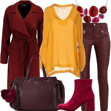 Outfit Celebrazione dei colori