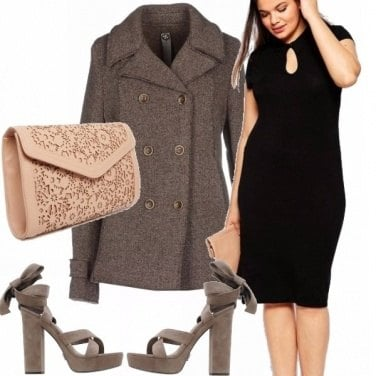 Outfit Incantevole curvy