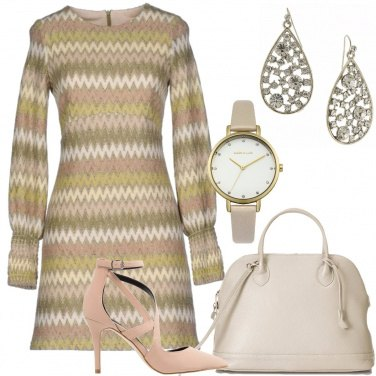 Outfit Fantasia a zig-zag