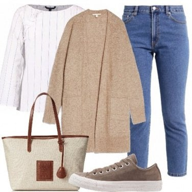 Outfit Viva il cardigan
