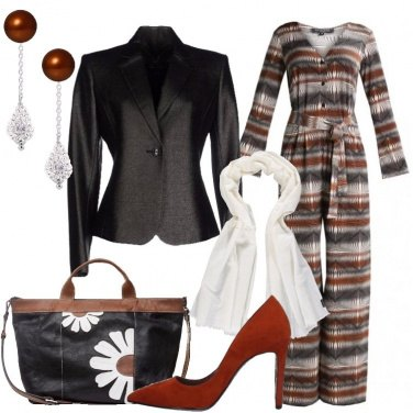 Outfit Jumpsuit in fantasia