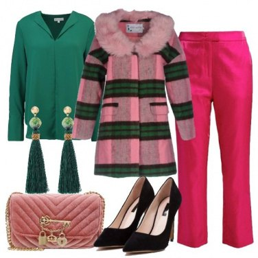 Outfit Tinte forti