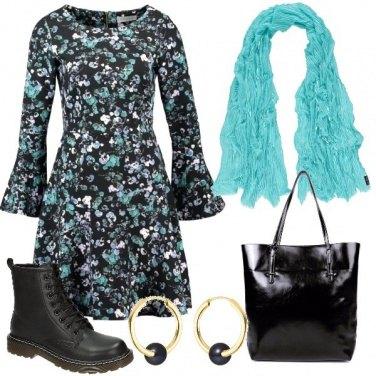 Outfit Accenni di colore