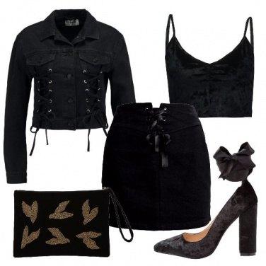 Outfit Sexy ma con stile