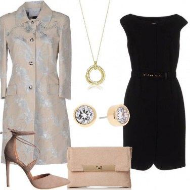 Outfit Un tubino da sera
