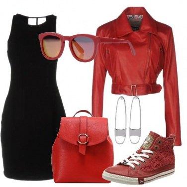 Outfit Il tubino urban