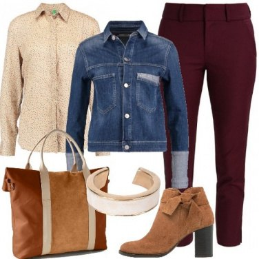Outfit Mille impegni