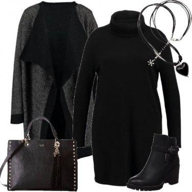 Outfit Il tubino caldo