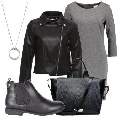 Outfit Il vestito e la giacca