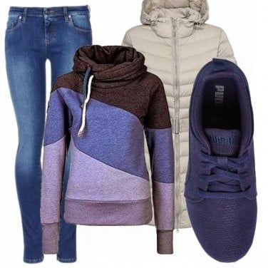 Outfit Sporty!!!