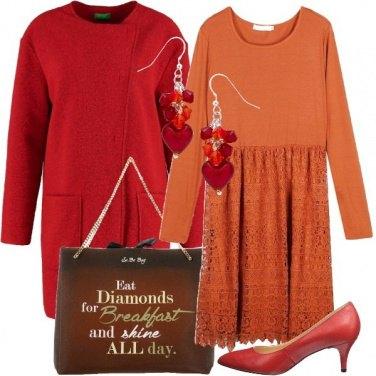 Outfit Cuori e diamanti