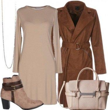 Outfit La collana lunga