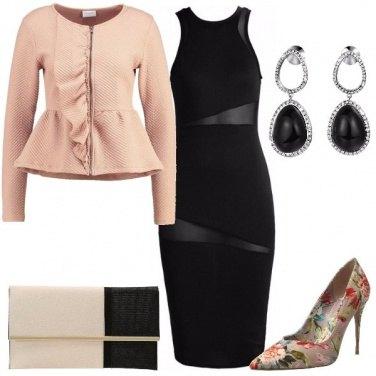 Outfit Il tubino