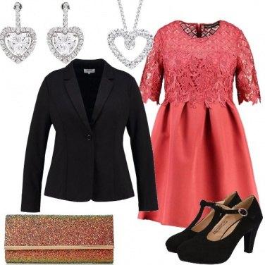 Outfit Cuori che brillano