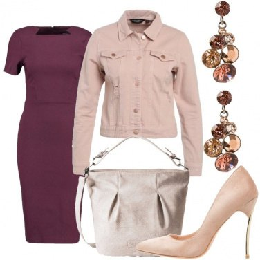 Outfit Rosa e dintorni
