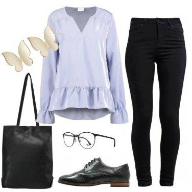 Outfit Al lavoro con stile