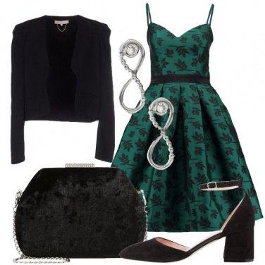 Outfit Deliziosa in verde