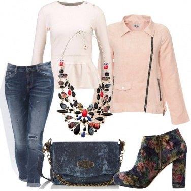 Outfit Gocce di colore