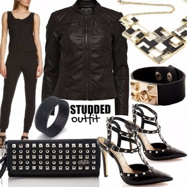Outfit STUDDED OUTFIT