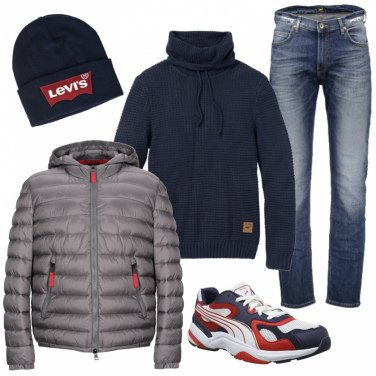 Outfit Sneakers Uomo | 167 Look per il 2019 | Bantoa