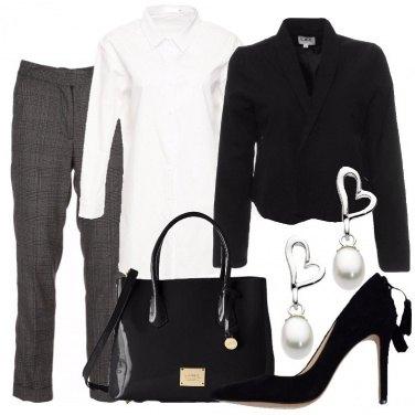 Outfit Pronta per la riunione