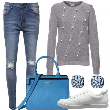 Outfit Sneakers basse
