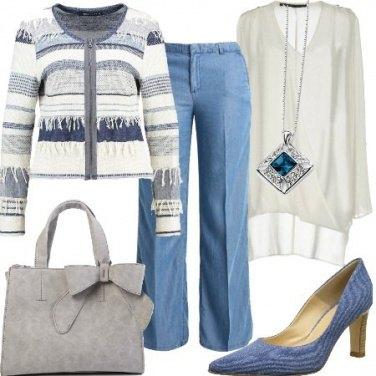 Outfit Swarovski di giorno