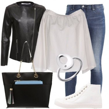 Outfit L\'anello in argento