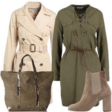 Outfit Come in un safari