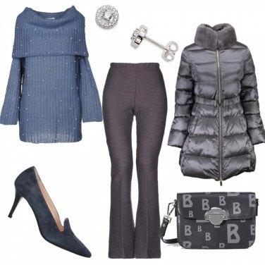 Come abbinare il pantalone wide leg bianco: 126 Outfit Donna