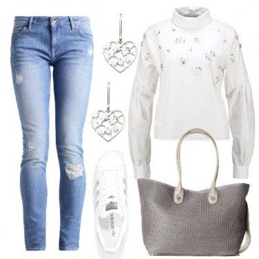 Outfit Comoda e fashion