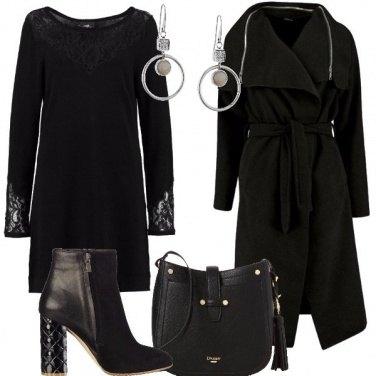 Outfit Il nero non passa mai di moda