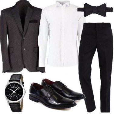 Outfit Spezzato elegante