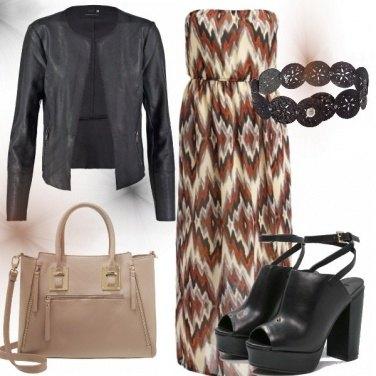 Outfit Un pizzico di bohemian