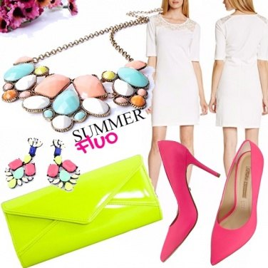 Outfit SUMMER FLUO