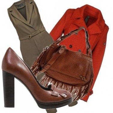 Outfit Uno sguardo alle nuove tendenze!