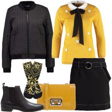 Outfit Calzini a vista