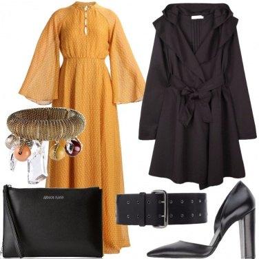 Outfit Microfantasie e gioielli preziosi