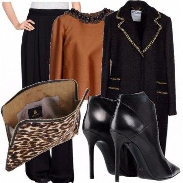 Outfit Fresco di lana prezioso