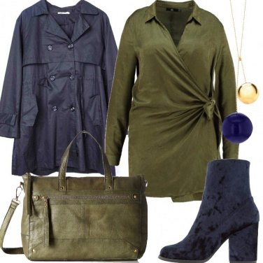 Outfit Chemisier anni \'70